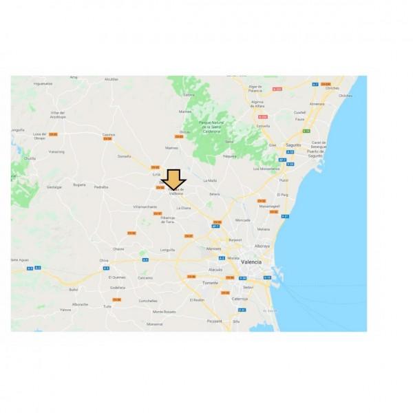 Solar Puebla de Vallbona (Valencia) Precio:1,000.000€