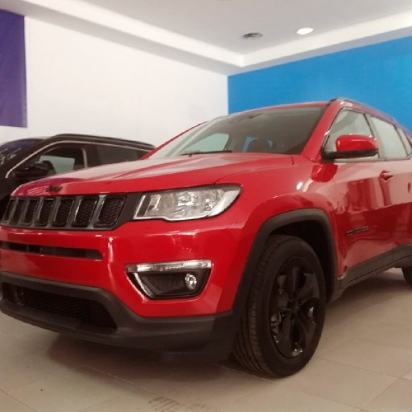 JEEP Compass 1.6 Mjt Night Eagle 4x2